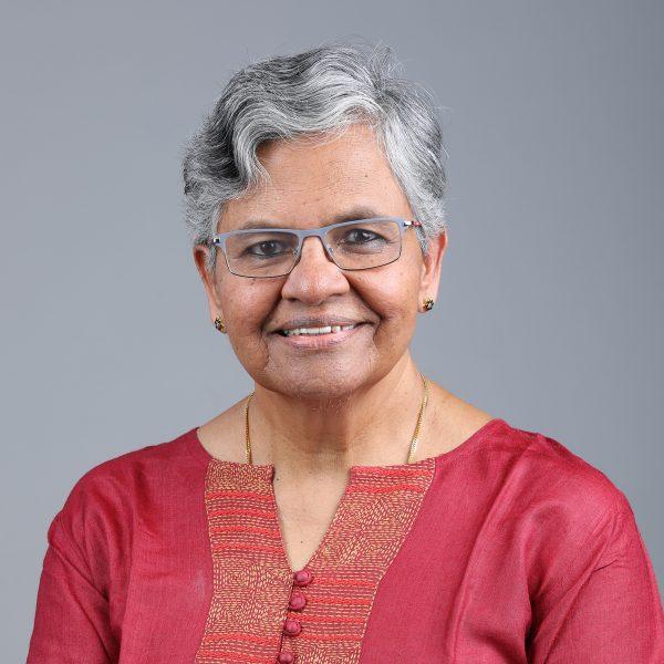 Portrait Aruna Gnanadason